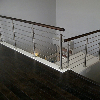 Hot Sale Solid Rod Stainless Steel Railing Design For ...
