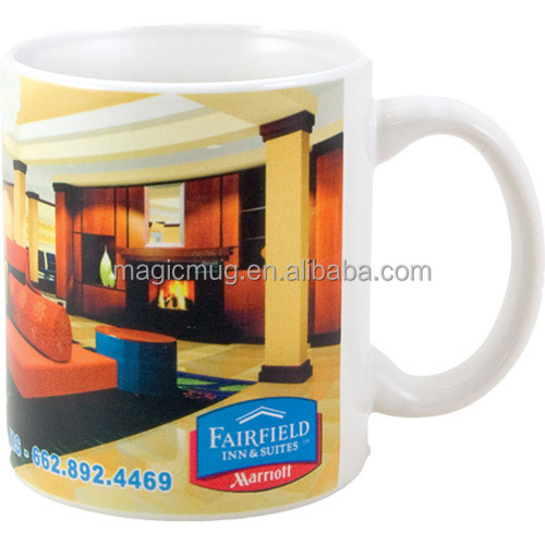China Supplier Cheap 11oz Magic Cup Sublimation In Shenzhen
