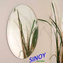 Mordern Design From China Oval Floor Standing Mirror