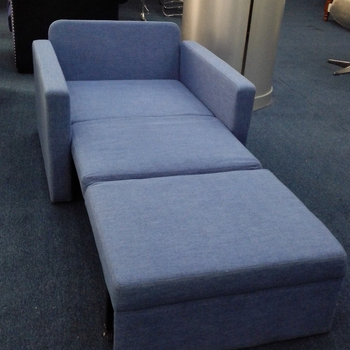 Easy Pull Out Folding Single Seat Sofa