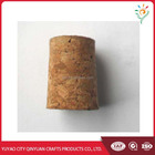 China wholesale cheap agglomerated cork stopper, tapered cork stoppers