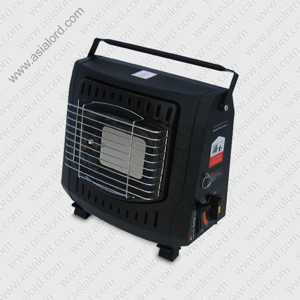 portable greenhouse gas heater
