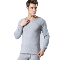 Men's Thermal Underwear Sets Winter Warm Men's Underwear Men's Thick Thermal Underwear Long Johns