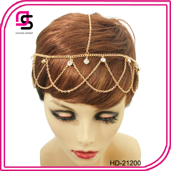 Cheap Price Charm Indian Head Chain Jewelry for Wholesale