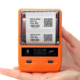 2 inch barcode mini Handheld portable bluetooth thermal sticker label printer