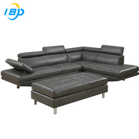 Hot selling living room furniture 7 seater sofa set designs