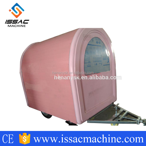 Multi-functional Snack dining car food trailer mobile kitchen car