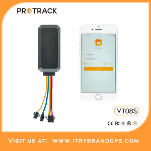 PROTRACK trackpro tr20 high quality support fuel sensor vehicle gps tracker live gps tracking device