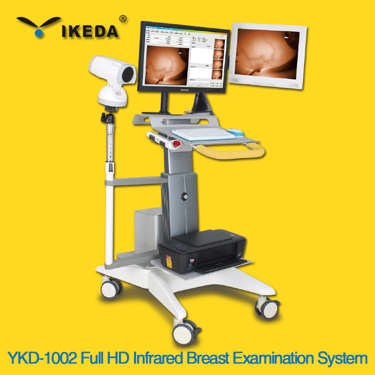 1080P Full HD Breast thermography