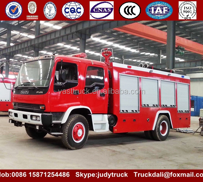 New Type I Suzu Lhd Fire Fighting Truck Price Fire Fighting Truck Water  Pump Cb10 20/ 30 60 1800gallon Fire Truck Weight 9ton - Buy Fire Fighting