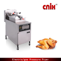 henny penny gas chicken pressure for PFG-600