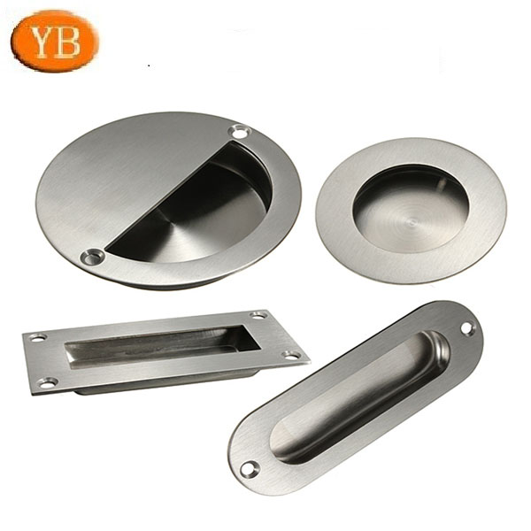 Factory Custom High Precision Stainless Steel 35mm Round Sliding Door Drawer