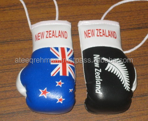 Promotional Mini Boxing Gloves Car Rear Mirror Or Home