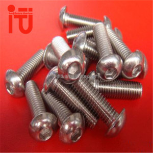 all type titanium alloy case hardened bolts car titanium bolt m14x1.5