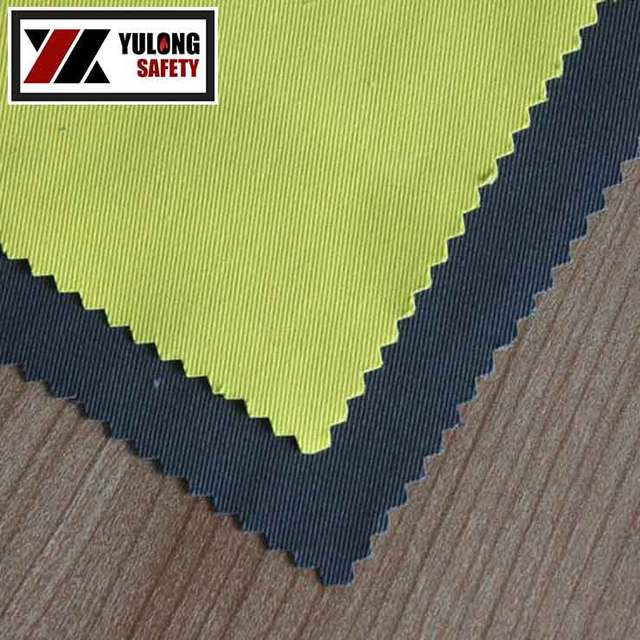 EN531 China Expos Safety Workwear Insulated Cotton Design C-90 Safety Cheap Flame Protection Fabric Used Military Combat