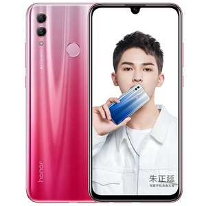 China wholesale brand low price phone Huawei Honor 10 Lite 4GB+64GB 6 21  inch 4G smart mobile phone
