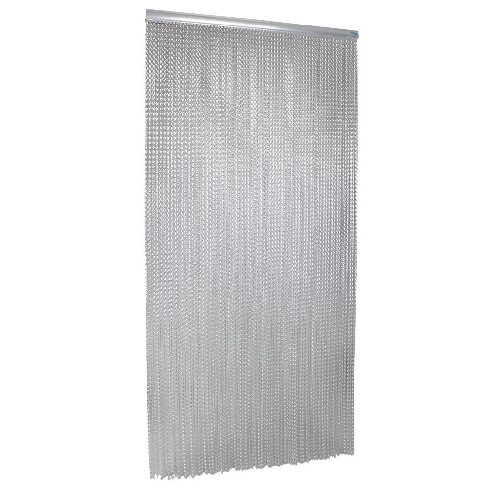 Cheap Aluminium Chain Door Fly Screen Curtain Find Aluminium Chain
