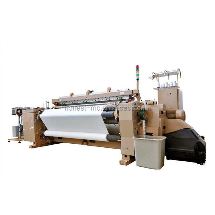 shandong industrial weaving machines air jet loom for cambric cotton fabric