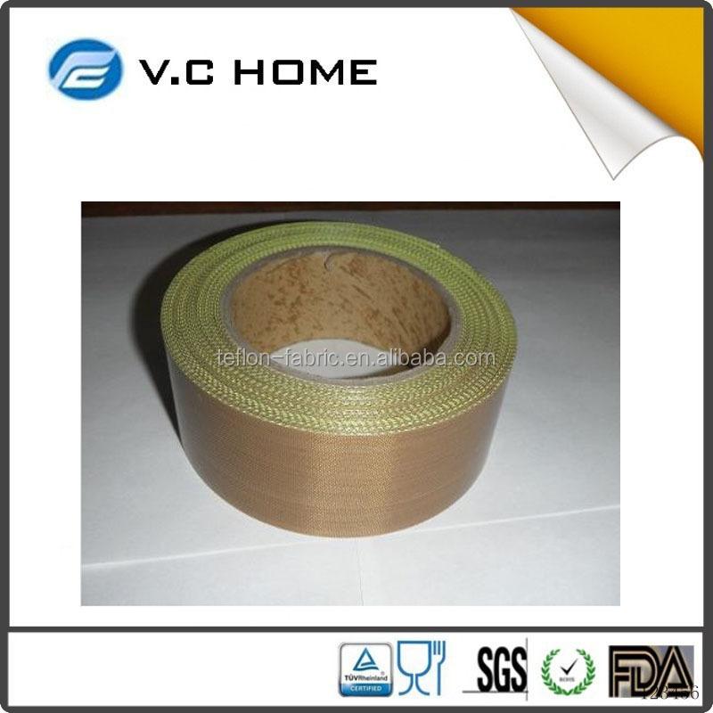 China Supplier Single Sided Silicone Sensitive Adhesive Fiberglass ...