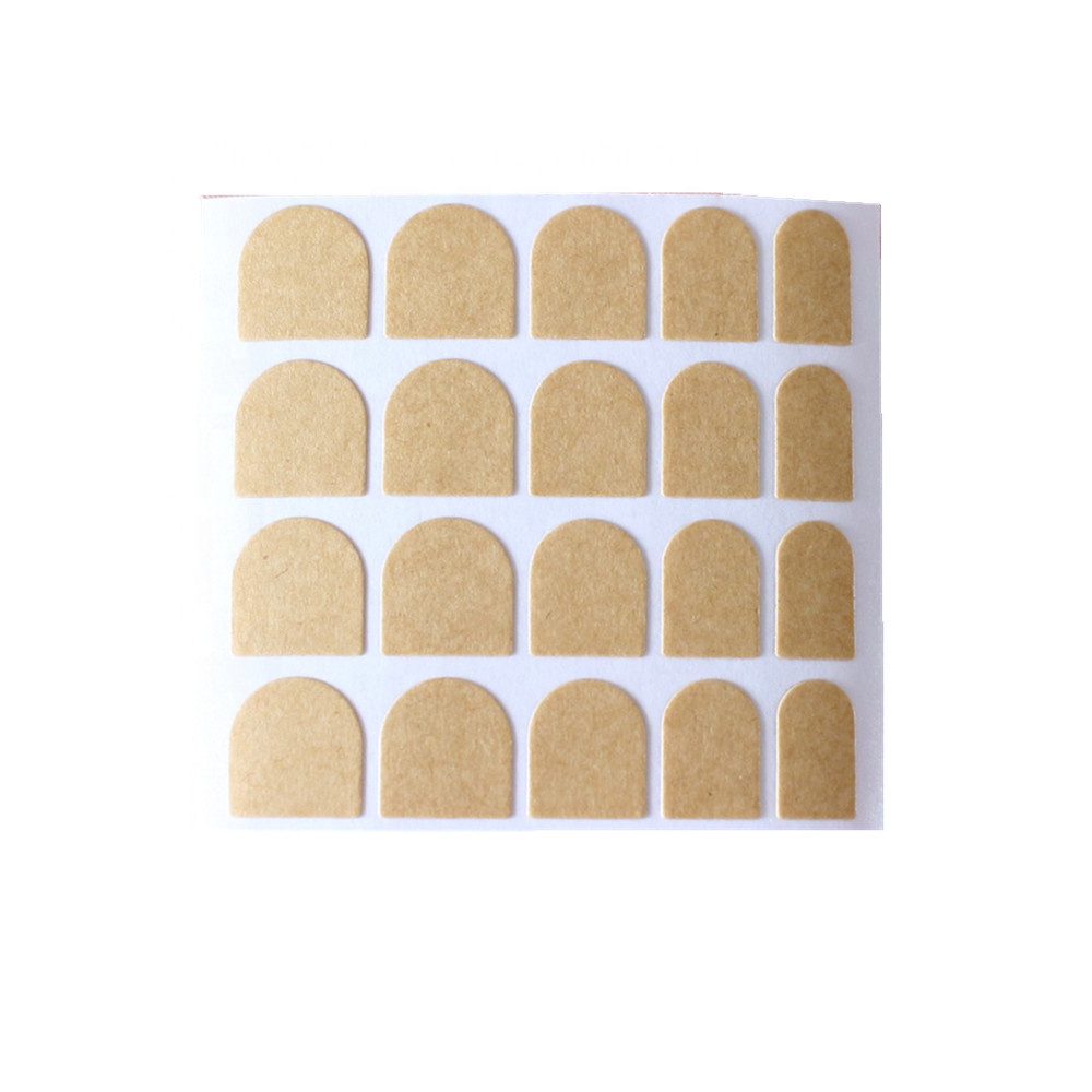 High Quality Nail double-sided adhesive strip tape Sticker