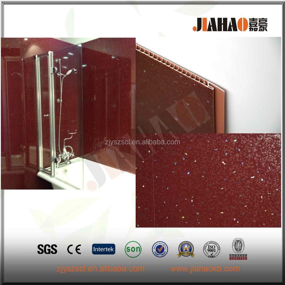 Bathroom Plastic Wall Panels For Decoration Amp Plastic