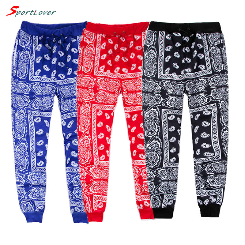 joggers bandana rouge pour les hommes heju blog deco diy lifestyle. Black Bedroom Furniture Sets. Home Design Ideas