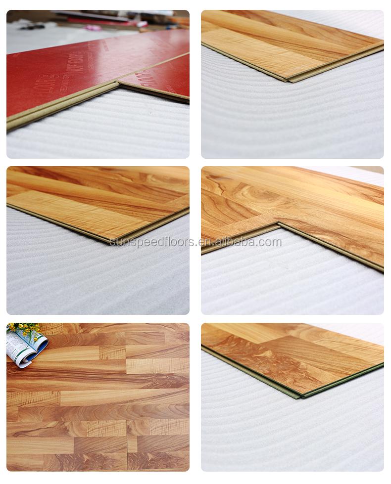 laminate flooring green color hdf wood laminate cheap floor green core - Color Core Laminate