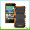 European Style Double Layer Armor Cell Phone Case For HTC For Desire 320