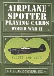 Airplane Spotter Playing Cards **ISBN: 9780880795098**