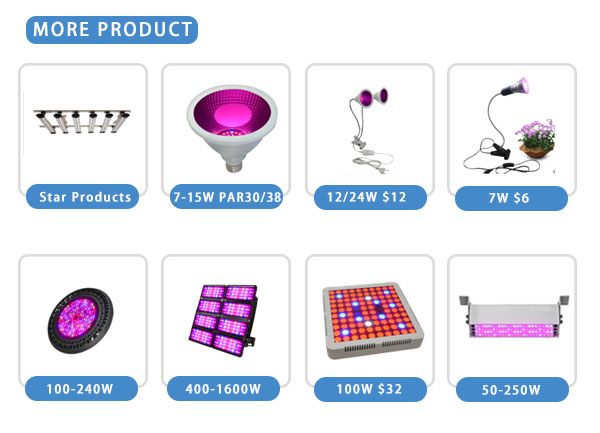 length and wavelength can be customized Aluminum 100W 3030 SMD UV IR red and blue grow light for Tomato Lettuce medicinal herb