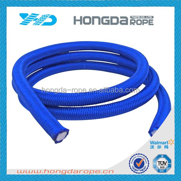 High Tenacity Braided Elastic Rubber Rope Shock Cord Buy
