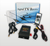 Car Factory Dual Antenna Car DVB-T MPEG-4, Europe DVB-T MPEG-4 Receiver Set Top Box, DVB-T MPEG-4 TV BOX Dual Tuner Set Top TV
