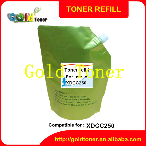For use in XDCC240 250 260 color toner powder