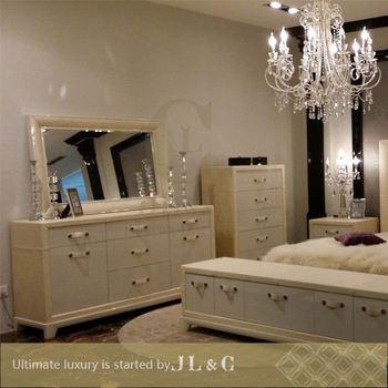 Asequible Único Moderno Muebles Dresser En Juegos De Dormitorio De ...