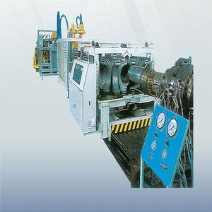 HDPE Stainless steel hot-sale SBG200 double wall corrugated pipe machine for sale