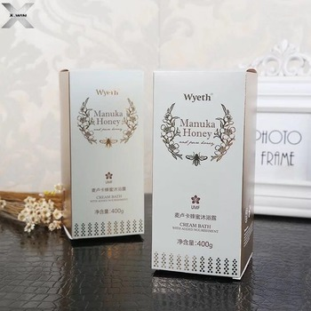 Packaging box for cosmetic products/ paper box