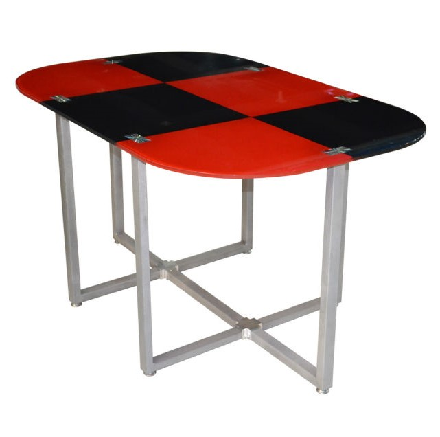 Cheap Modern Design Used Restaurant Glass Dining Table And Chair