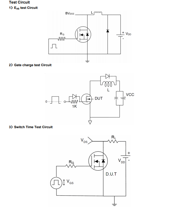 Circuito V Pay : Potencia mosfet transistor n a v canal