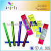 neon colour decorative pvc film with adhesive