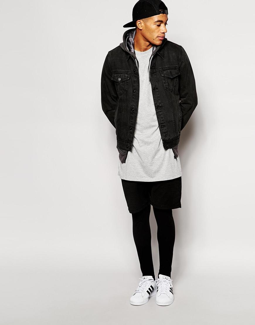 brand factory online shopping plain man blank 100% pima cotton long line  men t- 483d178b116