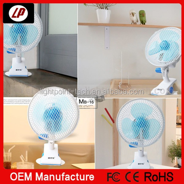 "Update version 6"" 4"" 5V DC electric usb portable mini fan / small quiet DC fan for car"