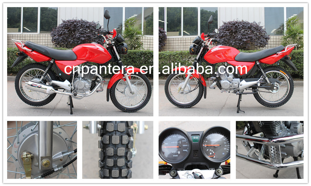 New Condition Cheap Sale Chongqing 125cc CG Motorcycle