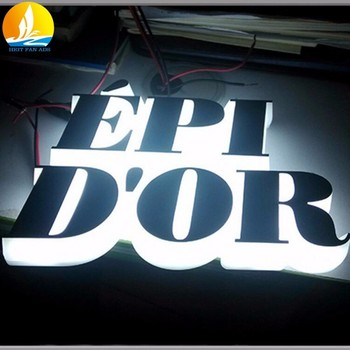 Led Wall Letters Factory Price Marquee Letter Lights High Quality Word Sign