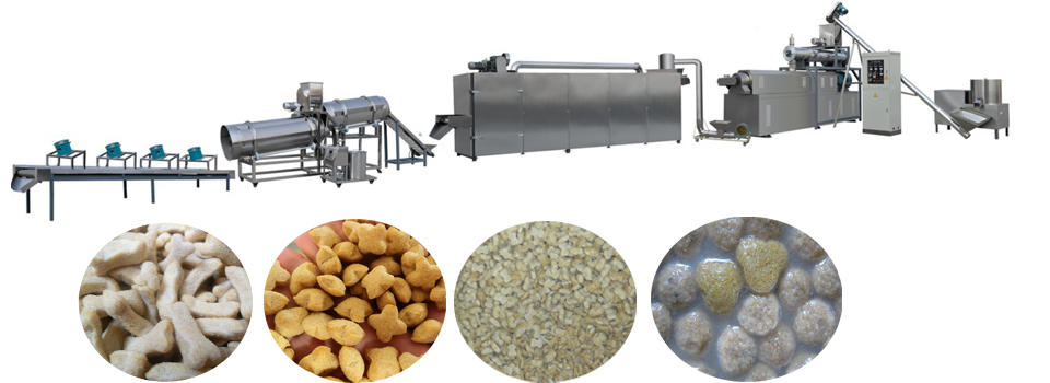 Stainless steel material Dog food pellet making machine