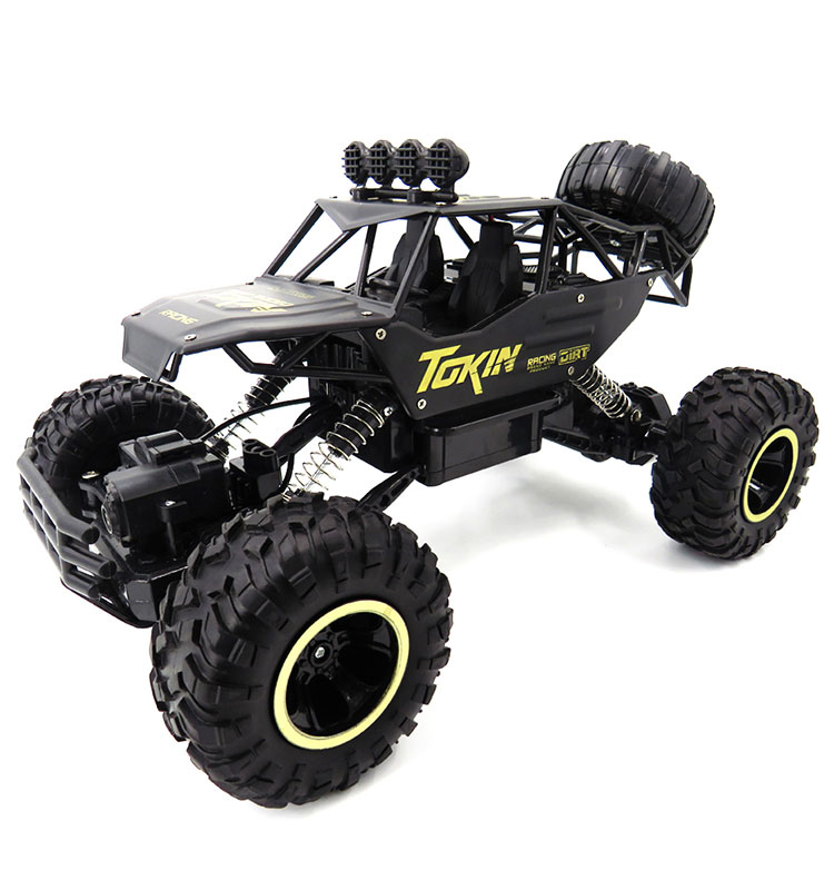 1. 6026E_Black_2.4G_4WD_Off-Road_Buggy_Rc_Climbing_Car_Remote_Control_Alloy_Car