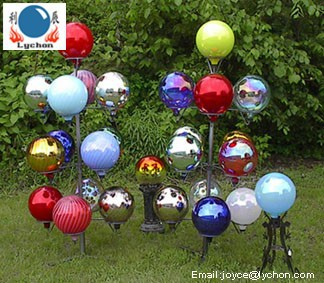 Large Outdoor Christmas Decorations Metal Stainless Hollow Steel ...