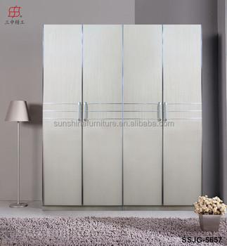 wholesale dealer 663fa e1e1b Modern Design Bedroom Furniture Wardrobe High Gloss 4-door Sliding Wardrobe  Design - Buy Modern Design Bedroom Furniture Wardrobe,4-door ...