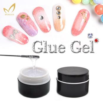 super glue manicure