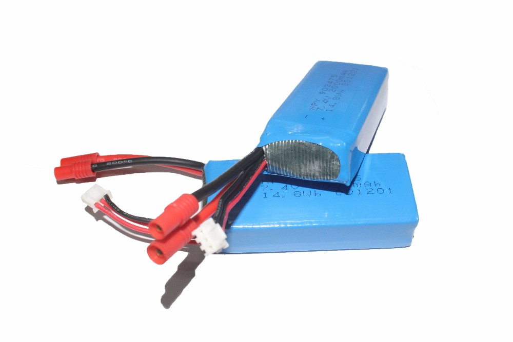 High rate lipo battery 903462 7.4v 2s 1500mah rc helicopter battery
