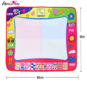Large Magic Water Drawing Painting Writing Mat Pad Board